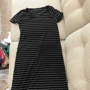Dresses & Skirts - Black and white maxi ,